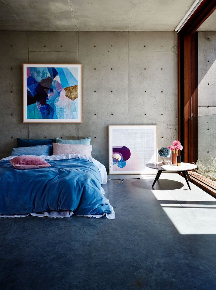Beach Haus 1 by Antoinette Ferwerda pictured sitting here. Available from www.hopeandme.com.au