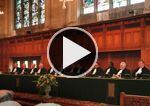Visit to the International Court of Justice in the Hague