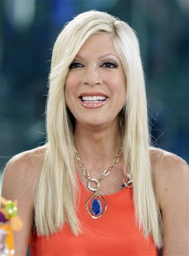 Vyy'xai Tori Spelling - Actress (Beverly Hills 90210).
