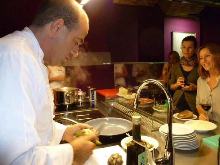 FOOXIA, a 'food concept place' created by Fabio Bongianni & Igor Ferraro in collaboration with Arclinea Design Cooking School.  #Arclinea #Design #Cooking School. #food #foodesign