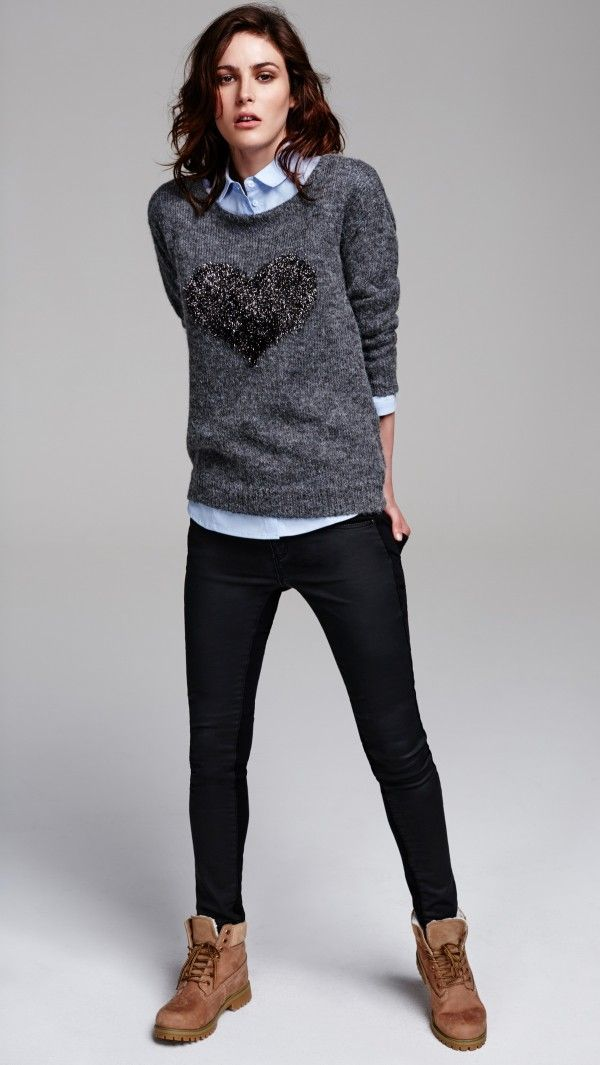 Cool Women39s Jeans Styles For Winter 20142015 21