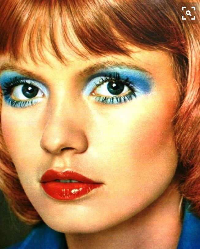 Jaren 70 make-up ✨