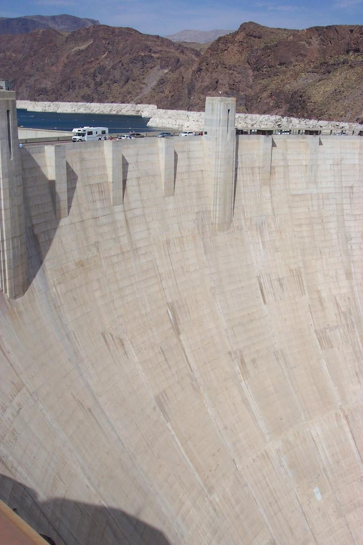 Hoover Dam - US Landmark - Our History