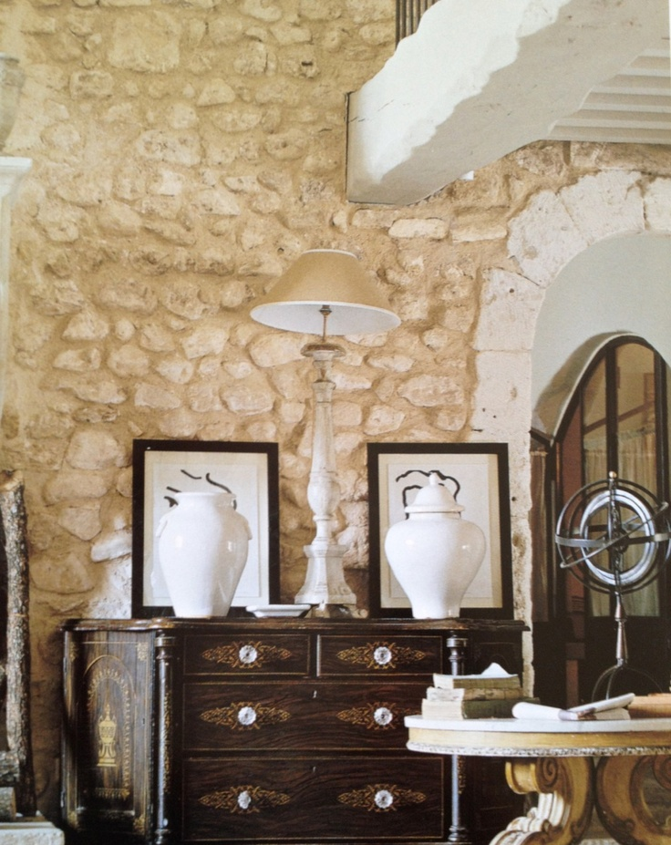 46 best images about stone houses on pinterest french French country stone