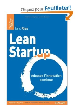 Lean start-up: Amazon.fr: Eric Ries: Livres
