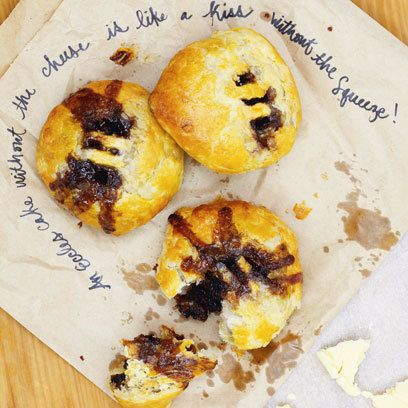 Eccles Cakes - a traditional English treat.
