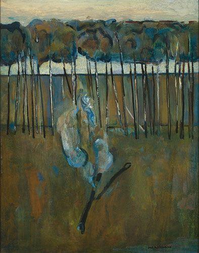WILLIAMS-Landscape-with-burning-log-I-1957-58