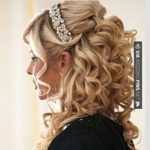 New Hairstyle For Wedding 2017 : Wedding hair styles makeup prom hairstyles weddings forward