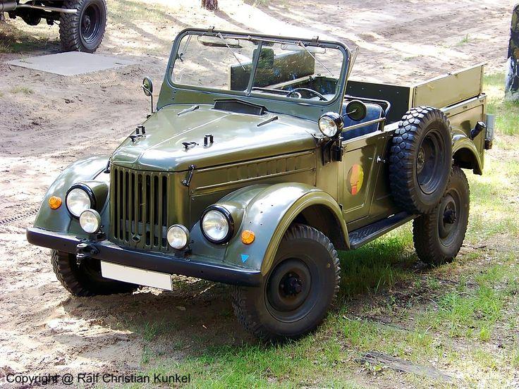 Beautiful GAZ-69....