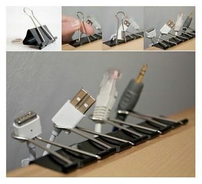 Bloody brilliant idea for foldback clips :) Why didn't I think of that!