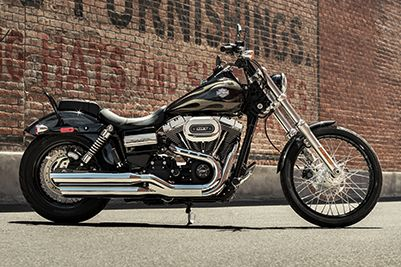 2017 Wide Glide®products Motorcycles