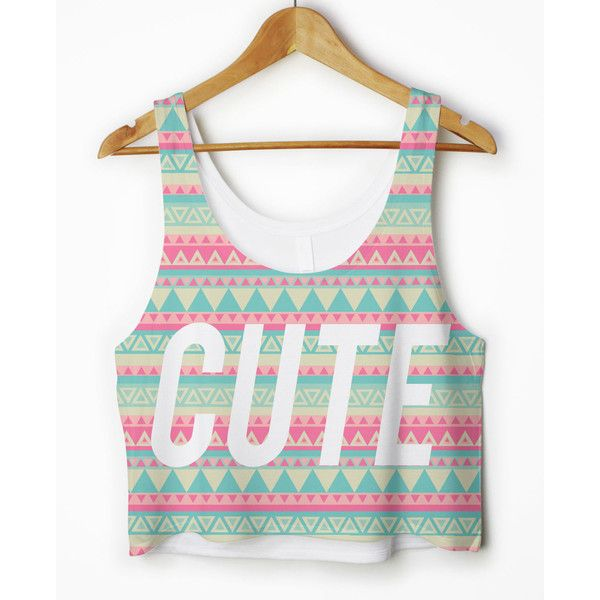 Cute Tribal Pattern Print Boxy Crop Top Tank Vest Womens Girls Hipster... ($20) ❤ liked on Polyvore featuring tops, shirts, crop tops, black, women's clothing, loose crop top, hipster shirts, crop top, black crop top and tribal pattern shirts