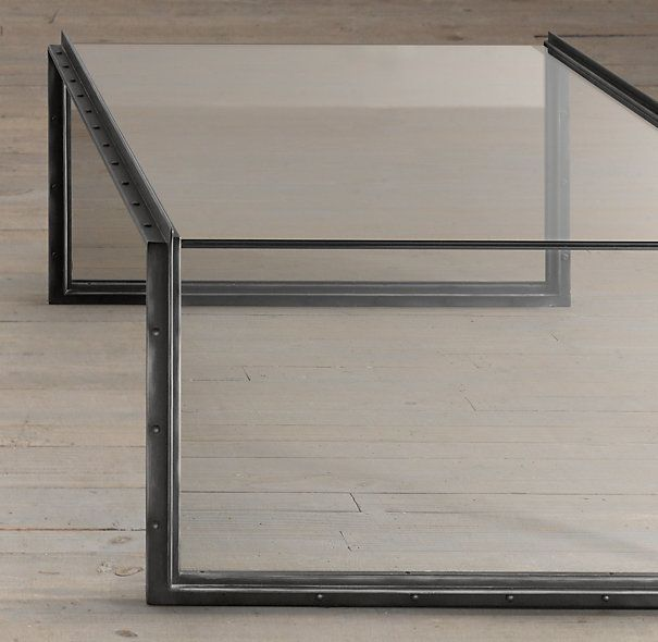 best 25+ iron coffee table ideas on pinterest | glass coffee