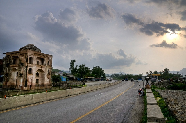 Attock City (Campbellpur) and Mughal caravan sarai on the famous Grand Trunk road by jzakariya, via Flickr