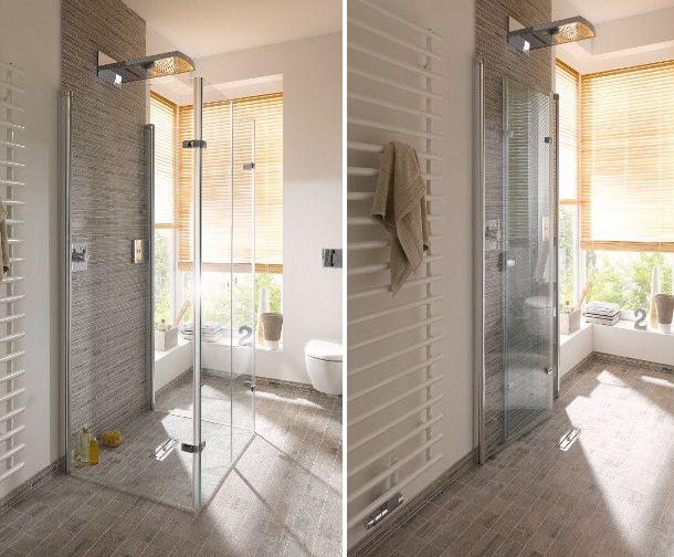 25 beste idee n over douchecabine op pinterest badkamers douche en badkamer inspiratie - Faience voor italiaanse douche ...