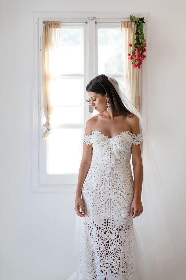 Traditional Greek Wedding Dresses