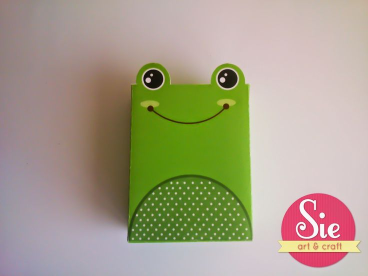 Sie - Art & Craft: Cajita by Sie ♥