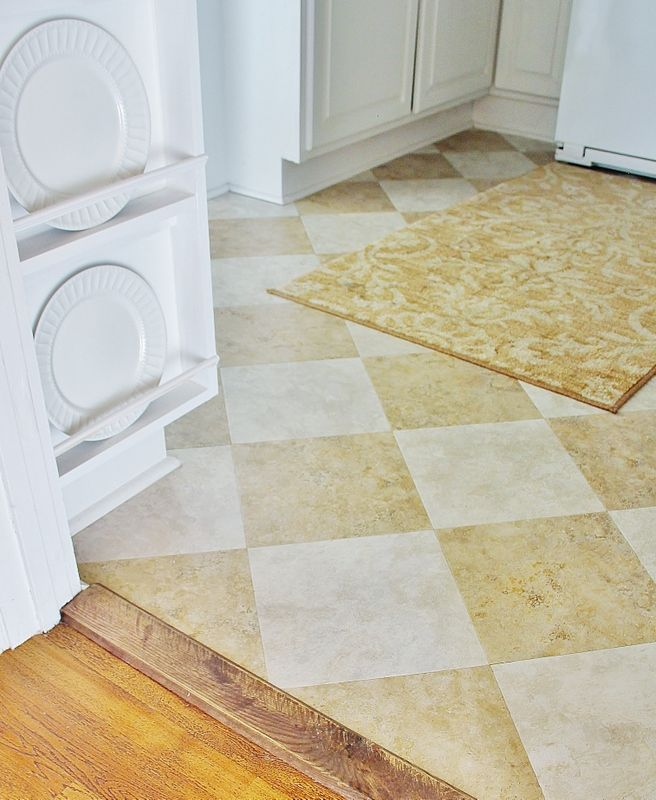 Peel And Stick Tile Frm Lowes Walk All Over Me Pinterest