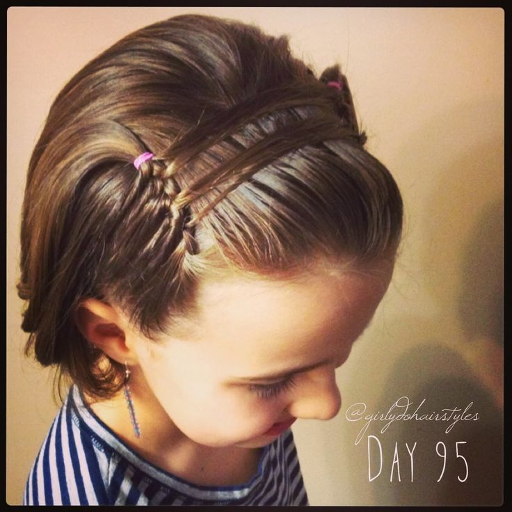 Girly Do Hairstyles: By Jenn: Week 22 {#girlydos100daysofhair}