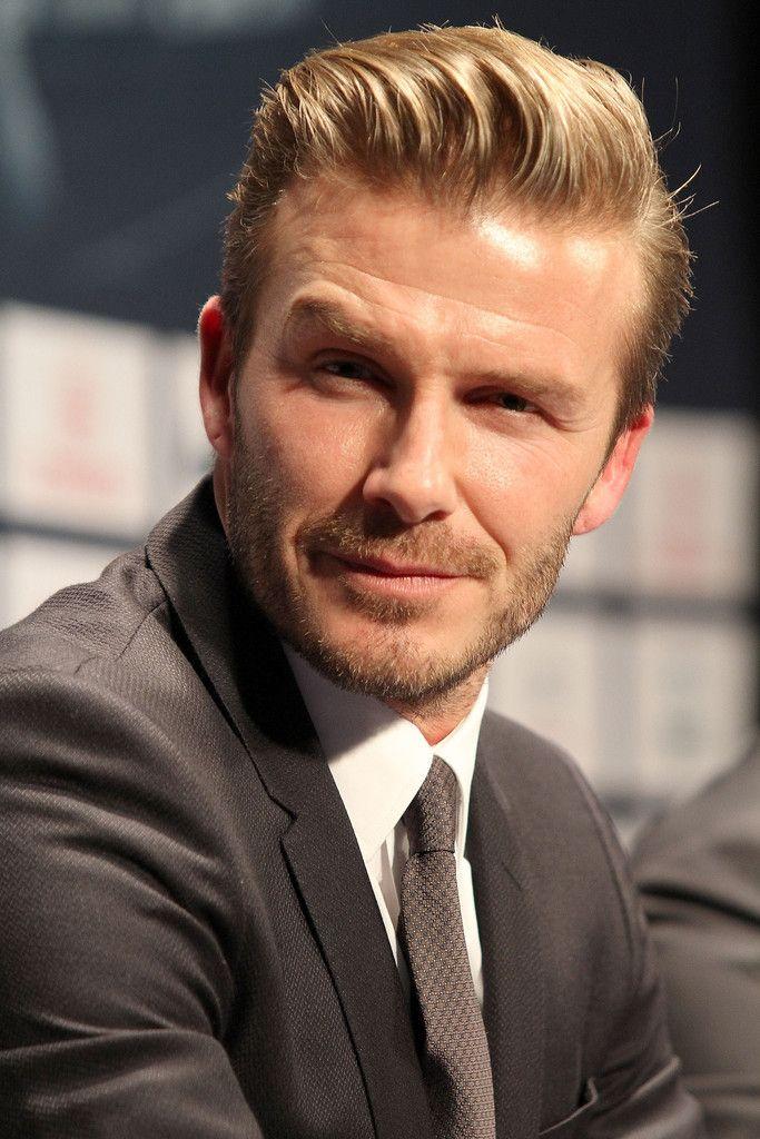 Best David Beckham Images On Pinterest Celebrity Celebs And - David beckham armani hairstyle