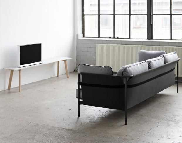 kleine sofas f r kleine r ume sofa can von hay lieblingssofas pinterest einrichtung. Black Bedroom Furniture Sets. Home Design Ideas