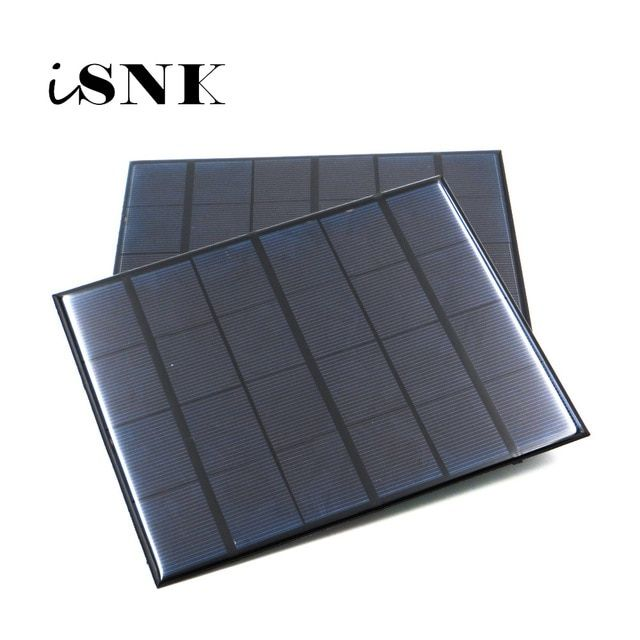 Solar Panel 6v Mini Solar System Diy For Battery Cell Phone Chargers Portable 0 6w 1w 1 1w 2w 3w 3 5w 4 5w Solar Cell Review Solar Panels Solar Solar Cell