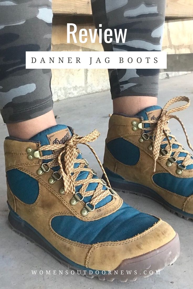 95d597ce Why the Danner Women's Jag Boot is My 'Go-To Boot' | Danner Boots ...