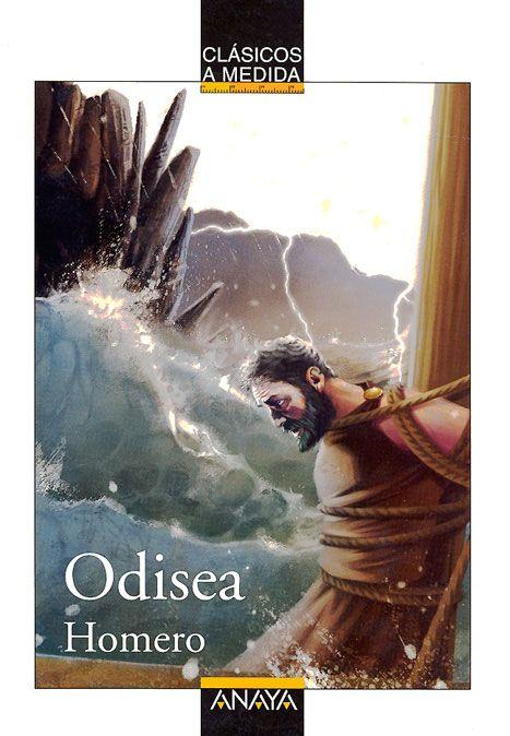 La Odisea; de Homero