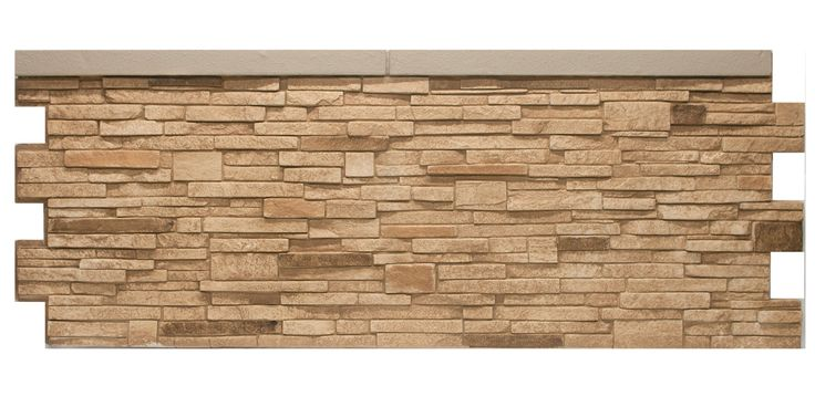 Shop Faux Stone Sheets' selection of faux stone panels. All of our panels are made in the USA, install easily, and are made to look exactly like real stone!