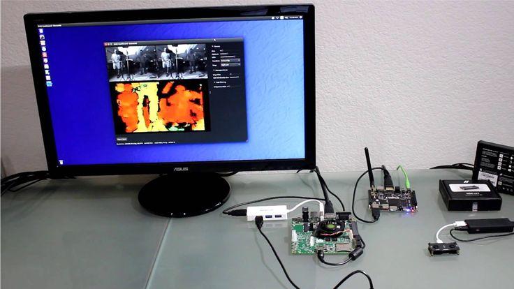 DUO on ARM - Cross Platform Vision