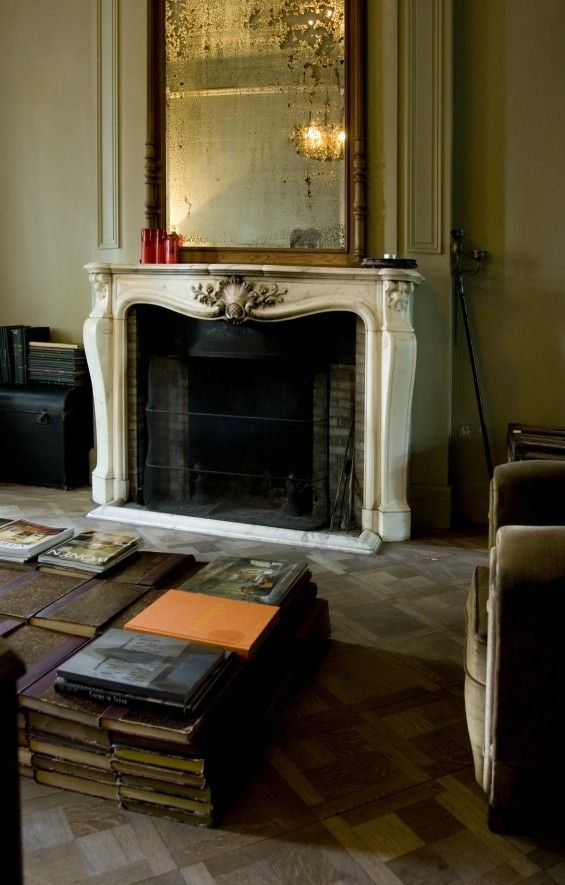 Fireplace Design boulevard fireplace : 85 best Fireplaces images on Pinterest