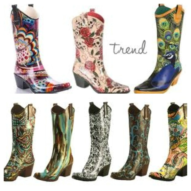 Perfect Wide Calf  Kneehigh Rain Boots And Keep Your Feet Comfy And Dry Throughout The Day Have Rain Dampen Your Fashion Spirits? Why Not Buy Cute Rain Boots And Remain On The Top Of Fashion Even In The Soggiest Of Days There Was A Time