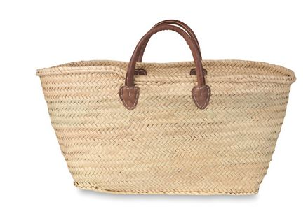 Perfect for the beach this Summer - a Moroccan Hold-All Basket from our brand new store, Citta, for just $69.90