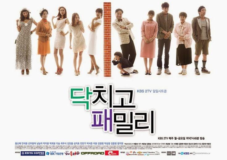 Gia Đình Rắc Rối – Hàn Quốc