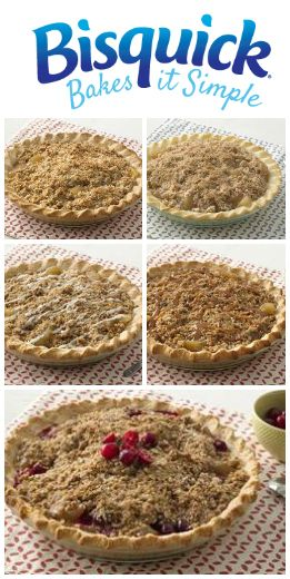 5 Apple Pie Ideas -- all with an easy press-in-the-pan pie crust — so long rolling pin!
