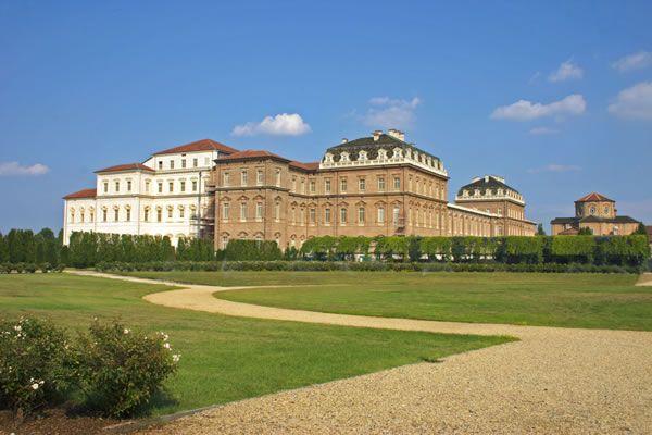 Venaria Reale Gardens - Turin