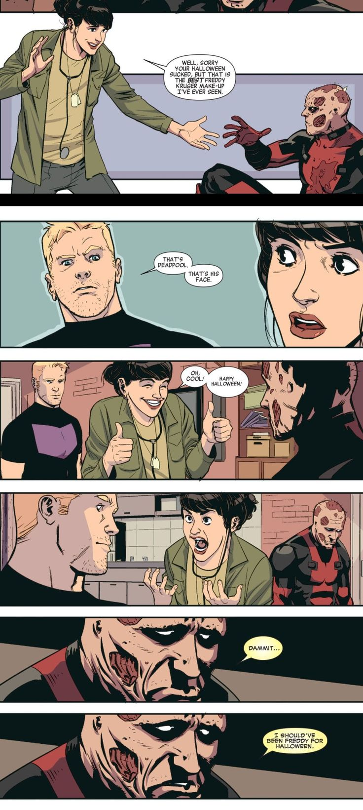 Clinton Barton (Earth-616) | Marvel Database | FANDOM ...