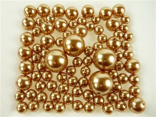 Details About Bulk Plastic Pearls Beads Vase Filler Table Scatter Gold Beads Pearls And Vase
