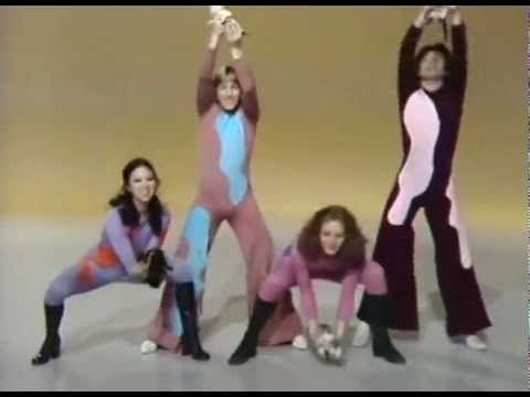 In the 1970s, someone thought this was a good idea.  From the decade that brought us polyester leisure suits and disco...it's CAT DANCE!