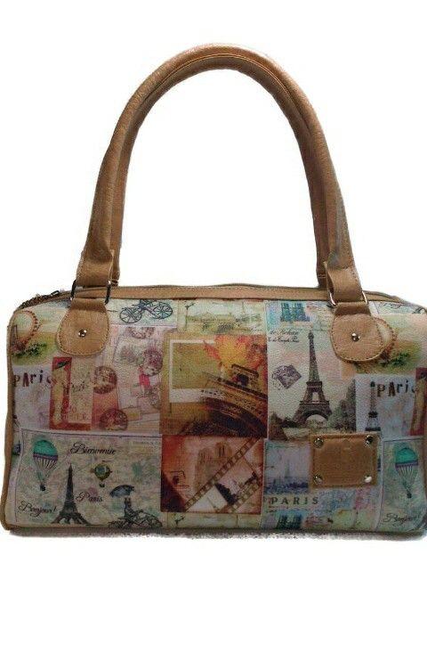 Hermoso bolso baúl kaky diseño hilder bañol