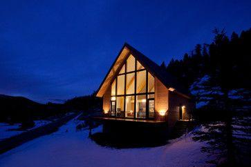 Pioneers Glade - contemporary - exterior - albuquerque - Living Designs Group Architects  Window supplier: Architectural Windows & Doors, Santa Fe, NM Windows: www.windsorwindows.com