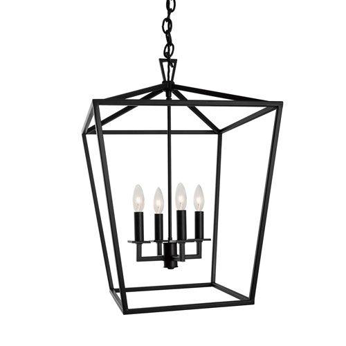 Lantern Pendant Light For Kitchen