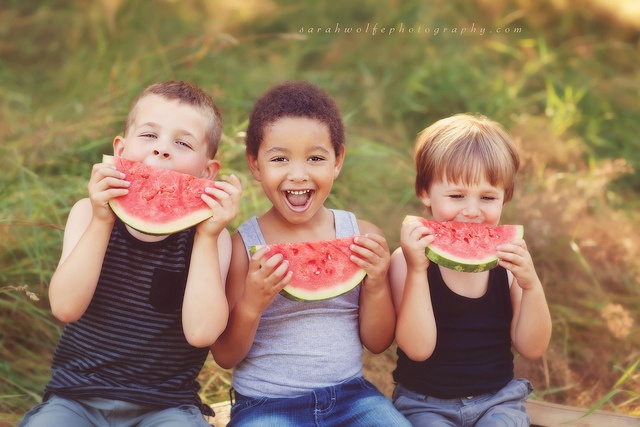 watermelon! by sarah wolfe photography