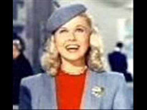 This is one of my favourite Doris Day moments. Doris Day singing Cole Porters' Just One of Those Things in the 1951 musical Lullaby of Broadway. :)