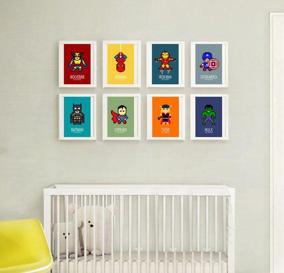 Les 25 meilleures id es de la cat gorie chambre d 39 enfants - Chambre enfant orange ...