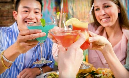 Groupon - $ 299 for a Four-Hour Onsite Bar-Rental Package with Supplies and Bartender from Bottums Up Beverages ($ 599 Value). Groupon deal price: $299.00
