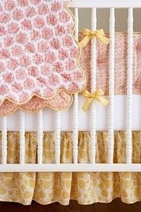baby nursery crib bedding
