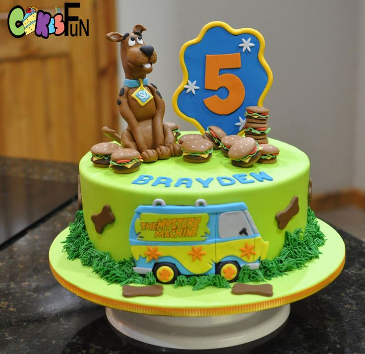 Scooby Doo Cake - Cake by Cakes For Fun