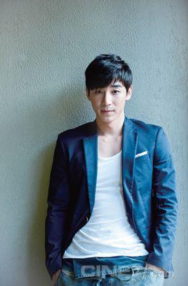Jin Yi Han being casual.