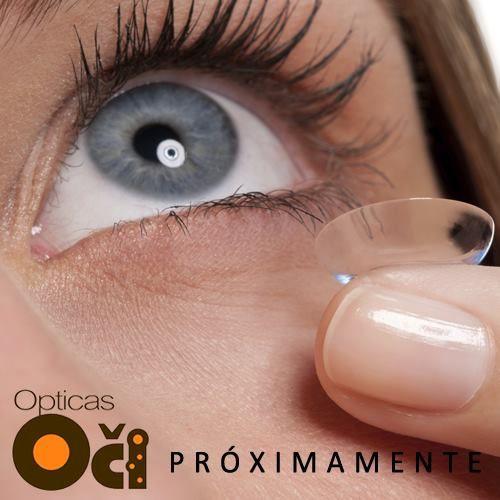 #Parabien de tu #Salud y #Belleza P R Ó X I M A M E N T E … Ópticas OCI Antes de comprar lentes de contacto, ¡infórmate! Si tienes algún problema con tus ojos y no te gusta usar gafas o anteojos, tal vez hayas considerado hacer el cambio y usar lentes de contacto. Estos pueden ser una solución perfecta y cómoda para ti y para tus ojos.  https://www.facebook.com/photo.php?fbid=604006149641816&set=a.254213851287716.63951.203427879699647&type=1&theater